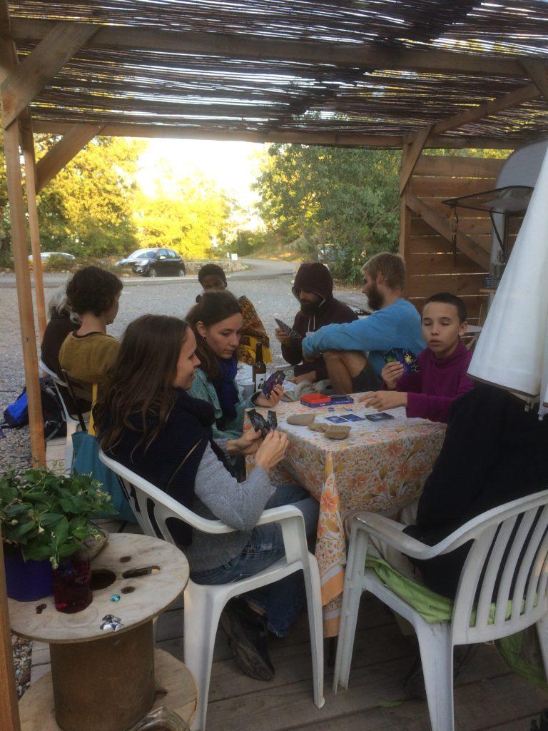 jeux au Buistro
